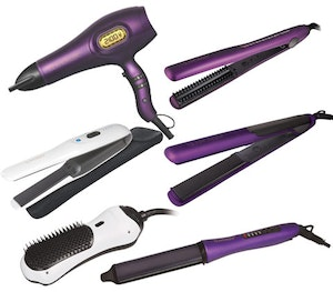 Win styling hair tools