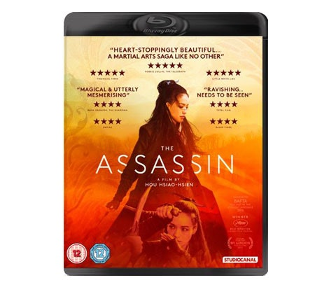 The assasin studiocanal dvd bundle competition