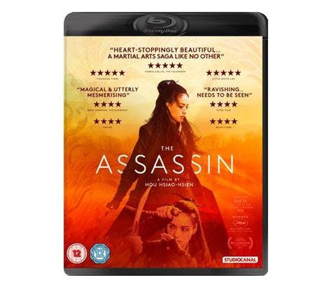 The assasin studiocanal dvd bundle competition
