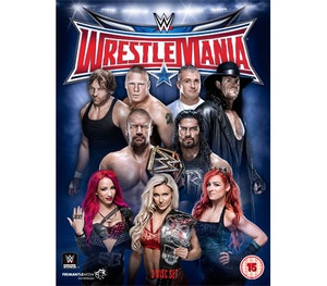 Wrestlemania 32 competition