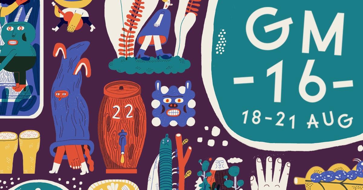 Win 2 tickets to green man festival