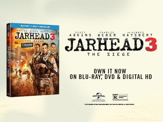 Jarhead 3 the siege giveaway