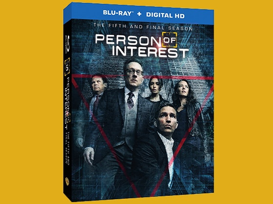 Person of interest s5 giveaway