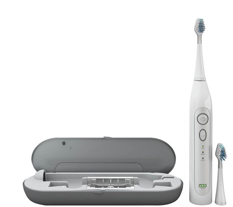 Vanity planet elite sonic toothbrush with storage case