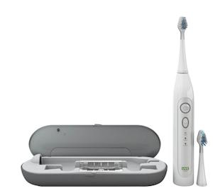 Vanity planet elite sonic toothbrush with storage case