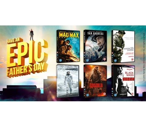 Fathers day dvd competition