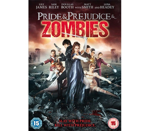 Pride and predudice and zombies
