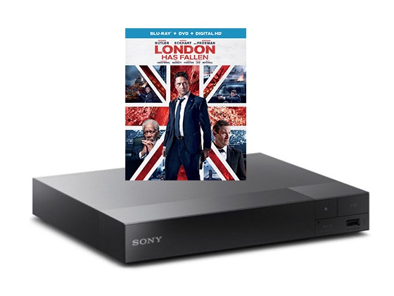 London has fall bluray giveaway
