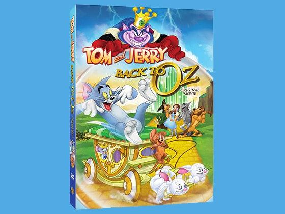 Tomandjerry dvd giveaway