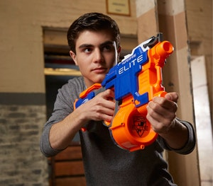 Nerf elite competition