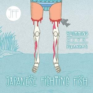 Smallpromo artwork   swimming with piranhas