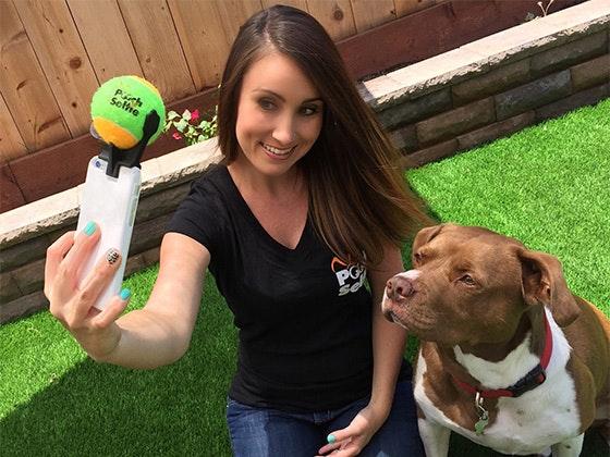 Pooch selfie giveaway