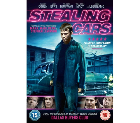 Stealing cars dvd competition