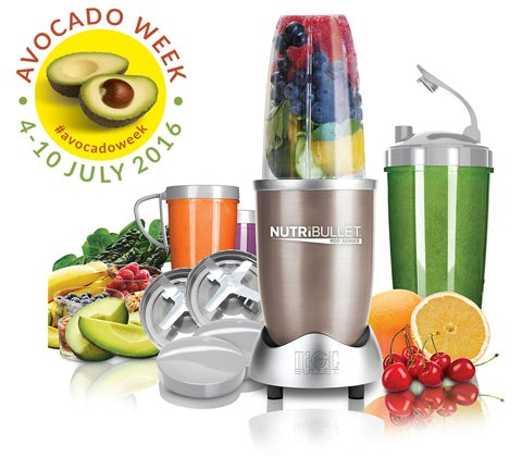 Avocado nutribullet