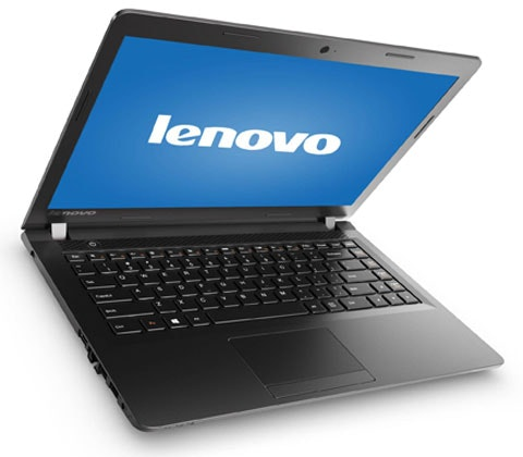 Lenovo laptop competition