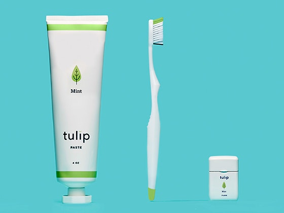 Tulip oral care system giveaway