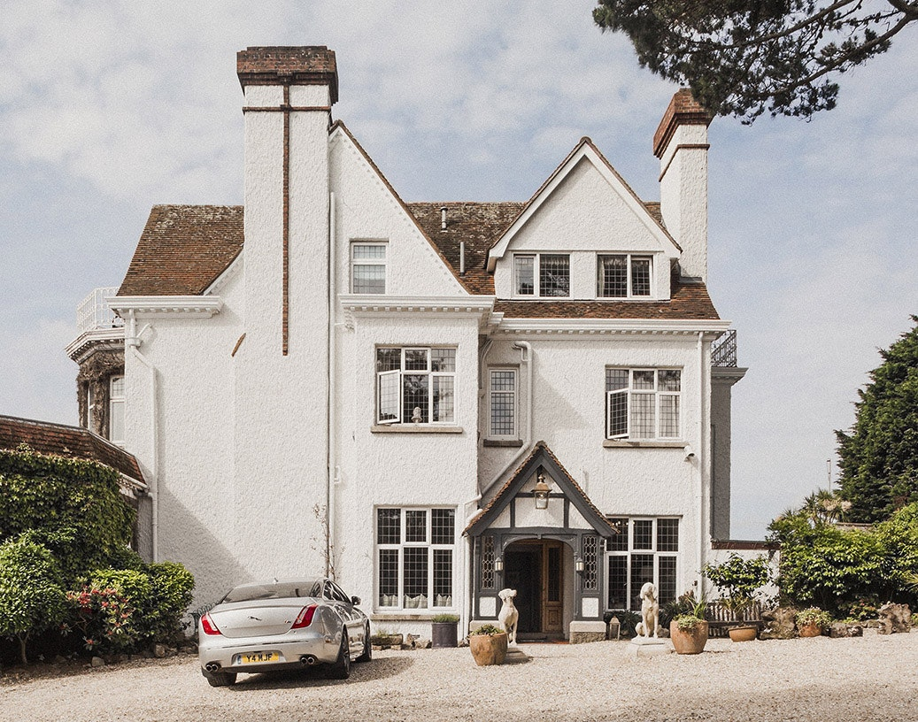 Merchants manor house