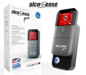 Alcosense breathalysers competition