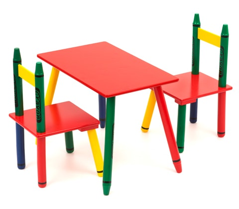 Crayontable