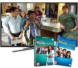 The mindy project tv competition
