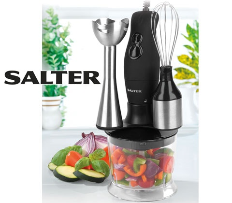 Salter blender competition