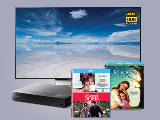 Miracles from heaven doris tv giveaway