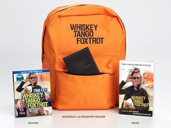 Whiskeytangofoxtrot giftbag giveaway