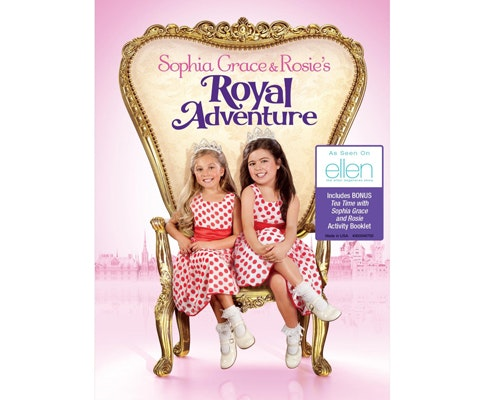 Sophia grace and rosie dvd giveaway