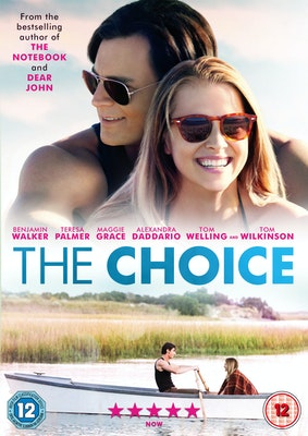 The choice dvd 2d