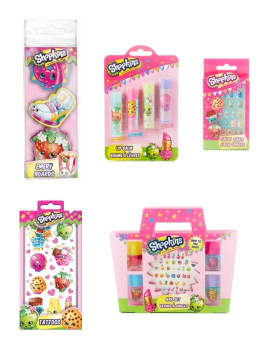 Shopkins competition prize