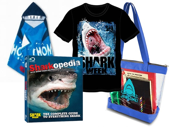 Shark week giveaway 1