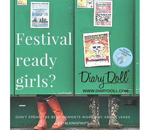 Diary doll knickers festival competition