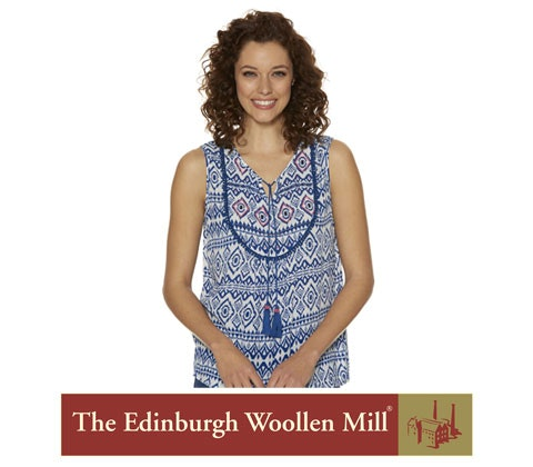 Edinburgh woolen mill competition