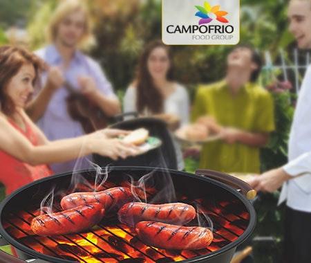 Cfg chorizo griller promotion