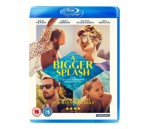 A bigger splash competition