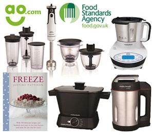 Freezer week soup blender competition