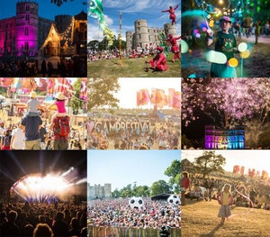 Camp bestival competition