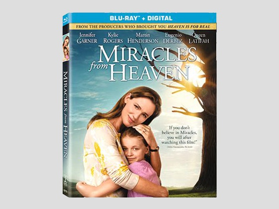 Miracles from heaven giveaway