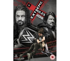 Extreme rules competition
