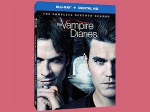 Vampire diaries s7 dvd giveaway