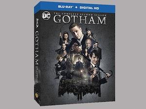 Gotham s2 dvd giveaway