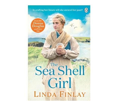 The sea shell girl