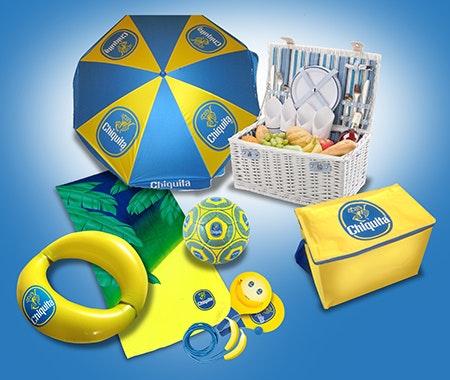Chiquita sommer set 450x380px