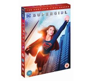 Bauer   supergirl dvd