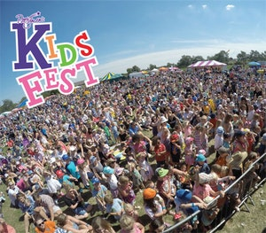 Kidfest competition
