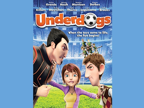 Underdogs dvd giveaway