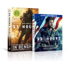 13 hours book movie giveaway