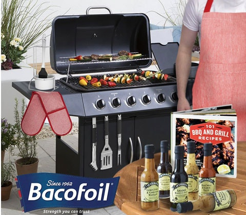 Bacofoil bbq competition