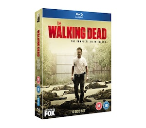 Waling dead competiiton