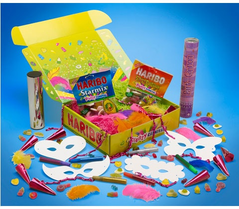 Haribo carnival competition